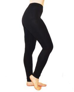 Svarte tights i bambusviskose » Etiske & økologiske klær » Grønt Skift