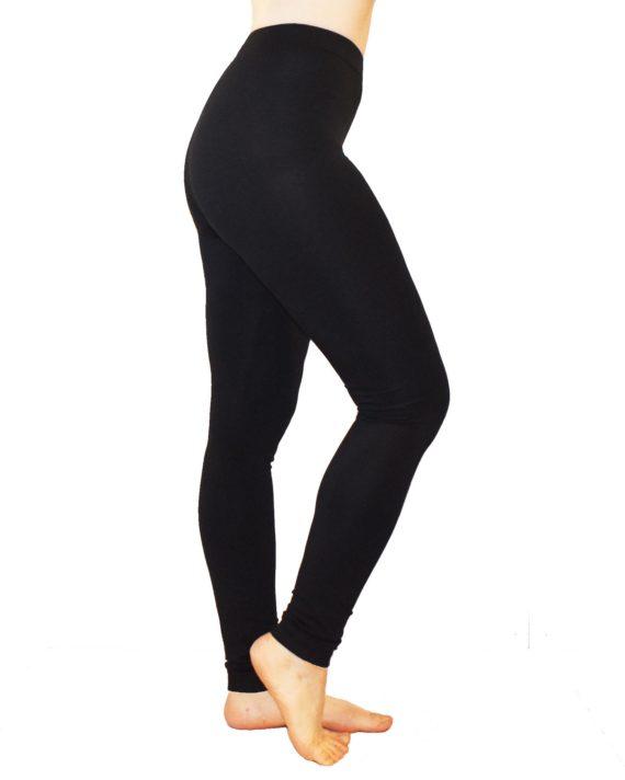 Svart-bambus-tights-(tynn)