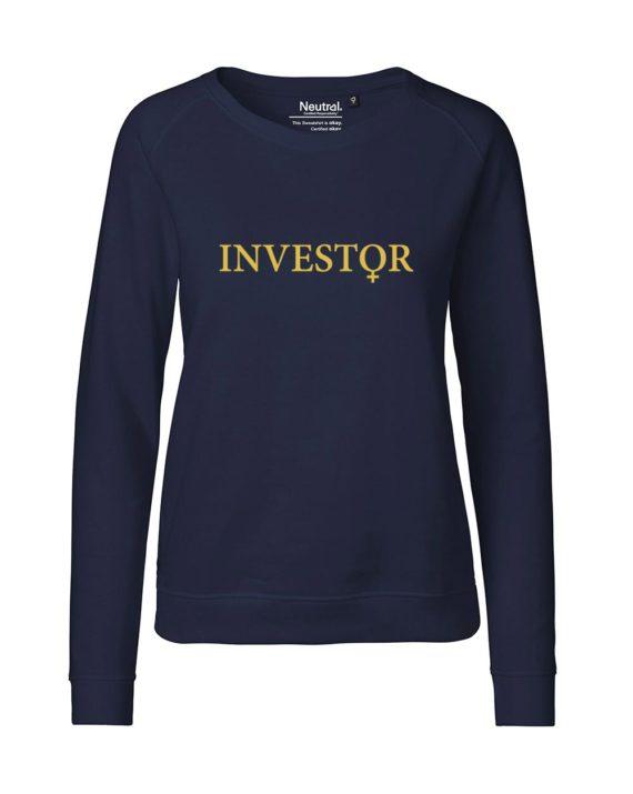 Investor-dame-navy