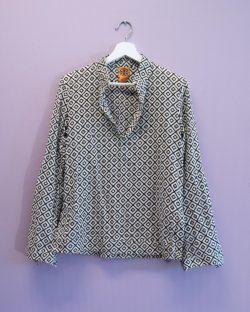 Bruktfunn Bluse med Paljetter dame (Str. XS) » Etiske & økologiske klær » Grønt Skift