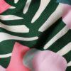 Shorts med blader - 100 % Tencel™ Lyocell » Etiske & økologiske klær » Grønt Skift
