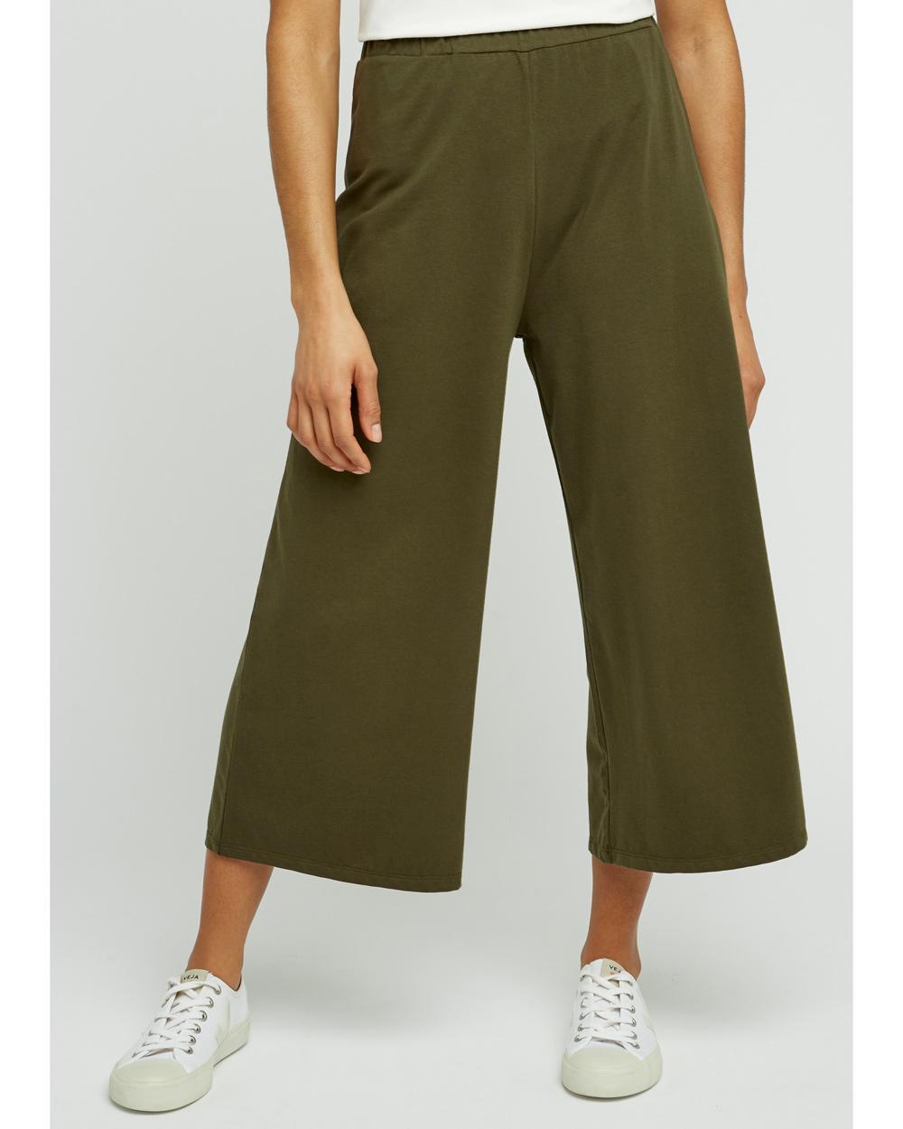 Mintgrønn bukse (Str. 56) Grønt Skift