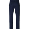 Navy unisex joggebukse med vide ben - 100 % økologisk bomull » Etiske & økologiske klær » Grønt Skift