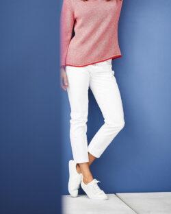 Hvit bukse - økologisk bomull » Etiske & økologiske klær » Grønt Skift