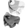 2 par grå ankelsokker i økologisk bomull » Etiske & økologiske klær » Grønt Skift