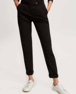 Svart skreddersydd bukse - 100 % økologisk bomull » Etiske & økologiske klær » Grønt Skift