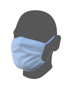 Hvitt munnbind for voksne - 100 % økologisk bomull » Etiske & økologiske klær » Grønt Skift