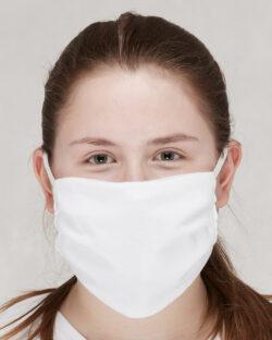 Hvitt munnbind - 100 % økologisk bomull » Etiske & økologiske klær » Grønt Skift