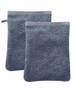 Blå 2 pk. vaskeklut i 100 % økologisk bomull » Etiske & økologiske klær » Grønt Skift