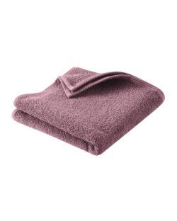 Gammelrosa håndhåndkle i 100 % økologisk bomull » Etiske & økologiske klær » Grønt Skift