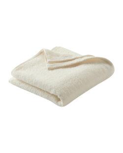 Naturhvitt håndhåndkle i 100 % økologisk bomull » Etiske & økologiske klær » Grønt Skift