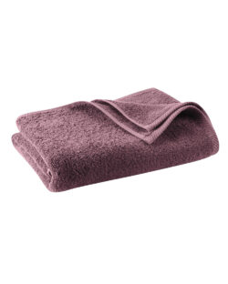 Gammelrosa badehåndkle i 100 % økologisk bomull » Etiske & økologiske klær » Grønt Skift