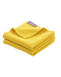 2 pk. gule kjøkkenkluter i 100 % økologisk bomull » Etiske & økologiske klær » Grønt Skift