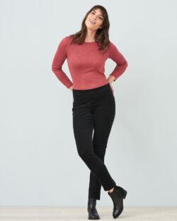 Gråsvart bukse - økologisk bomull » Etiske & økologiske klær » Grønt Skift