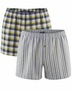 2 pk. boxershorts - 100 % økologisk bomull » Etiske & økologiske klær » Grønt Skift