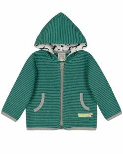 Grønnstripet jakke - 100% økologisk bomull » Etiske & økologiske klær » Grønt Skift