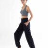 Svart vid yogabukse - tencel » Etiske & økologiske klær » Grønt Skift