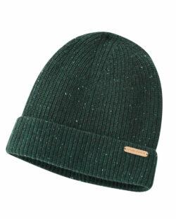 Skogsgrønn unisex lue - 100 % økologisk ull » Etiske & økologiske klær » Grønt Skift