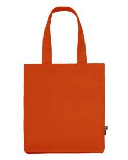 Oransje handlenett - 100 % økologisk bomull » Etiske & økologiske klær » Grønt Skift