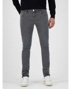 MUD jeans - Slim Lassen - grey jeans i resirkulert og økologisk bomull » Etiske & økologiske klær » Grønt Skift