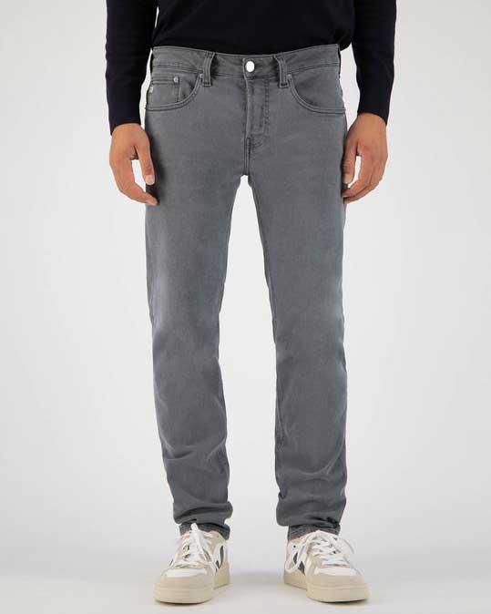 MUD jeans – Regular Dunn – Grå jeans