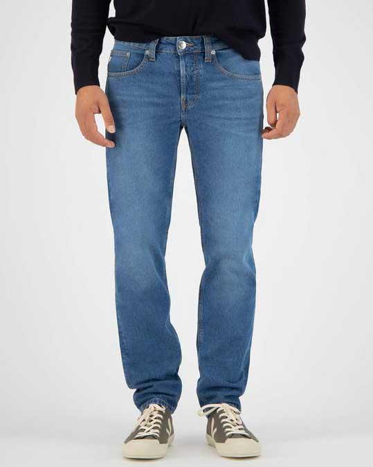 MUD jeans – Regular Dunn – stone blue jeans