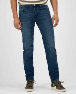 MUD jeans - Regular Dunn - true indigo jeans i resirkulert og økologisk bomull » Etiske & økologiske klær » Grønt Skift