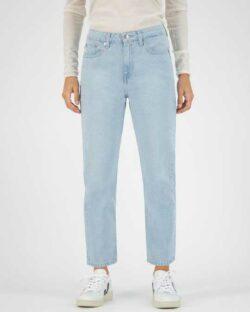 Mud Jeans - Cropped Mimi - Sun Stone jeans i resirkulert og økologisk bomull » Etiske & økologiske klær » Grønt Skift