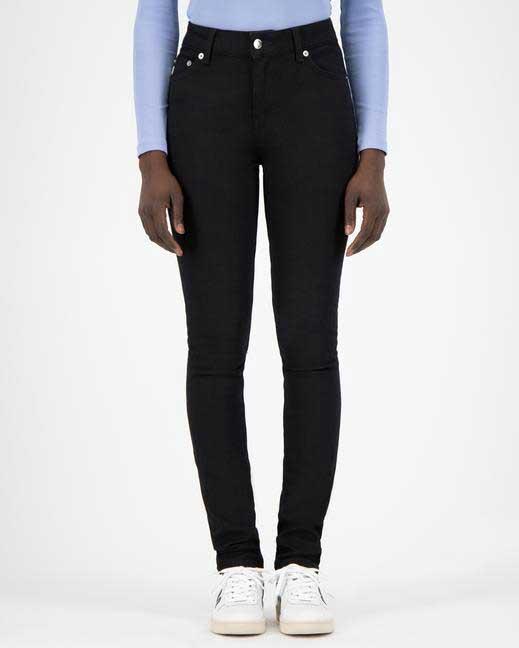 Skinny Hazen – Dip Dry svart jeans