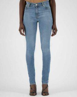 Skinny Hazen - Fan Stone - jeans i resirkulert og økologisk bomull » Etiske & økologiske klær » Grønt Skift