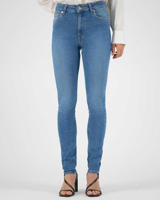 Skinny Hazen – Pure blue jeans