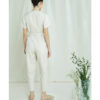 Beige jumpsuit - 100 % økologisk bomull » Etiske & økologiske klær » Grønt Skift