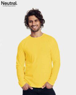 Gul trøye - 100 % økologisk bomull » Etiske & økologiske klær » Grønt Skift