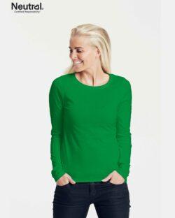 Grønn trøye - 100 % økologisk bomull » Etiske & økologiske klær » Grønt Skift