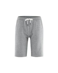 Grå shorts - 100 % økologisk bomull » Etiske & økologiske klær » Grønt Skift