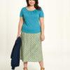 Lyseblå t-skjorte - økologisk bomull » Etiske & økologiske klær » Grønt Skift