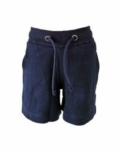 Mørkeblå unisex joggeshorts - 100 % økologisk bomull » Etiske & økologiske klær » Grønt Skift