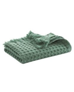 Grønt badehåndkle i 100 % økologisk bomull » Etiske & økologiske klær » Grønt Skift