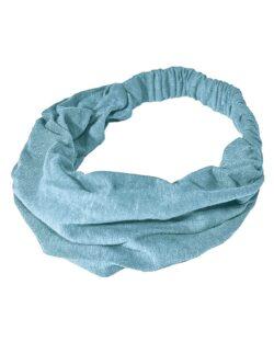Blått hårbånd - 55 % hamp og 45 % økologisk bomull » Etiske & økologiske klær » Grønt Skift