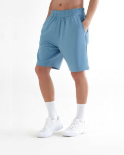 Lyseblå shorts - økologisk bomull og modal » Etiske & økologiske klær » Grønt Skift