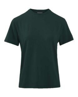 Svart unisex t-skjorte i bambusviskose » Etiske & økologiske klær » Grønt Skift