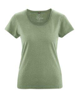 Grønn t-skjorte - hamp og økologisk bomull » Etiske & økologiske klær » Grønt Skift