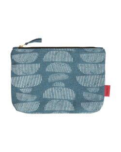Blå sminkepung - 100 % økologisk bomull » Etiske & økologiske klær » Grønt Skift