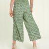 Mønstrete vid bukse - 100 % EcoVero™ viskose » Etiske & økologiske klær » Grønt Skift