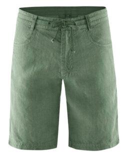 Grønn unisex shorts - 100 % hamp » Etiske & økologiske klær » Grønt Skift