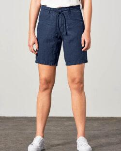 Navy unisex shorts - 100 % hamp » Etiske & økologiske klær » Grønt Skift
