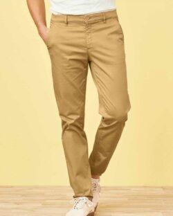 Sandfarget chinos - økologisk bomull » Etiske & økologiske klær » Grønt Skift