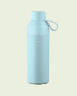 Lyseblå Ocean Bottle termoflaske » Etiske & økologiske klær » Grønt Skift
