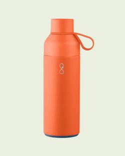 Oransje Ocean Bottle termoflaske » Etiske & økologiske klær » Grønt Skift