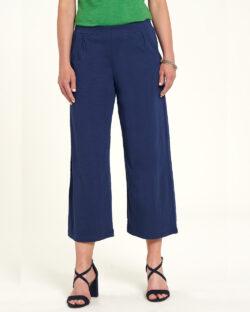 Navy jersey bukse - 100 % økologisk bomull » Etiske & økologiske klær » Grønt Skift
